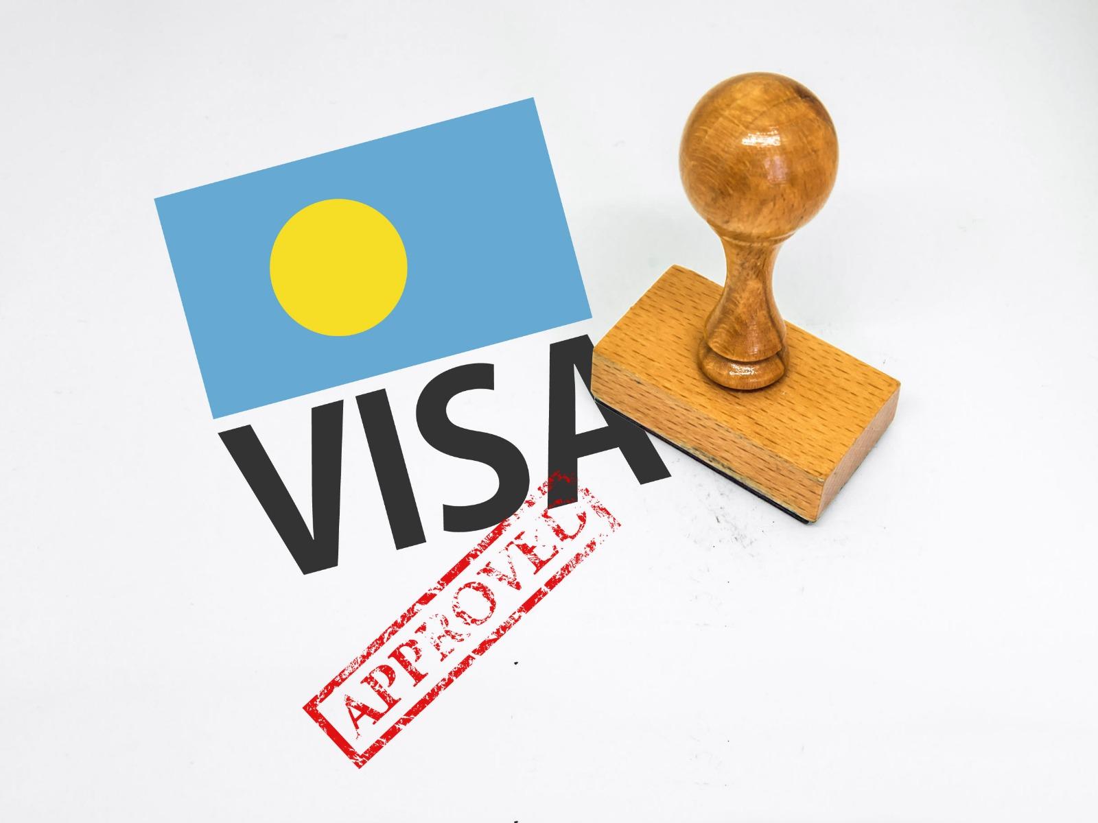 パラオ旅行におけるビザと入出国のこと|経由国の入国や観光の許可証に注意