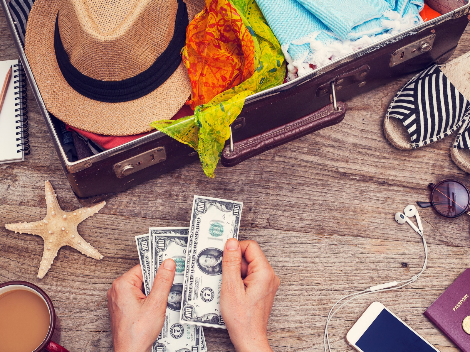 パラオ観光の費用・旅費・予算まとめ 飛行機代・ホテル代・食費・ツアー代など