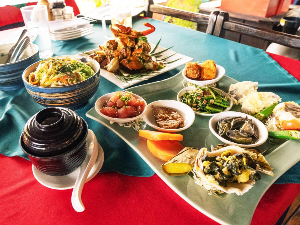 パラオの人気レストラン7選|パラオでの食事におすすめなお店や名物料理