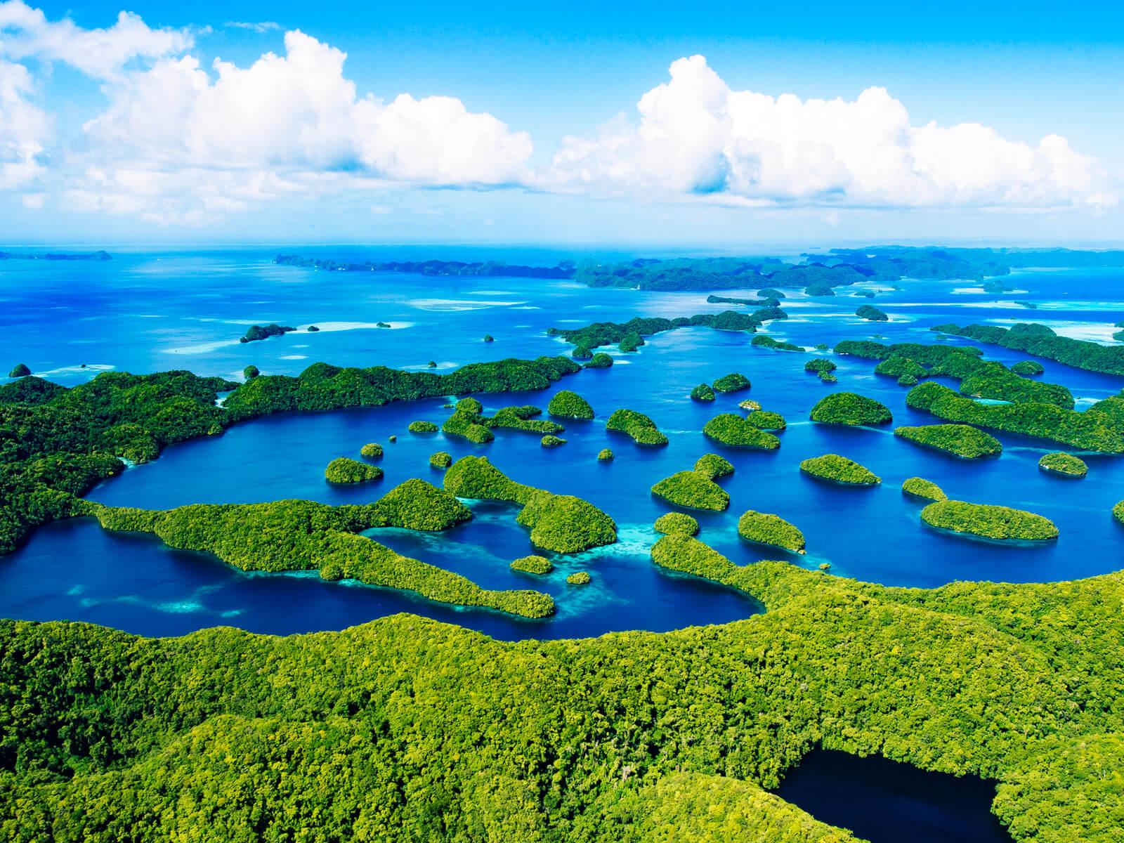 パラオの世界遺産ロックアイランド群の観光名所7選!魅力や行き方を徹底解説